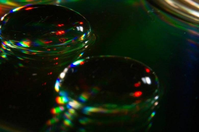 Hééél dichtbij.... - Foto's gemaakt met een omgekeerde lens.