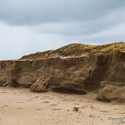 Strandafslag