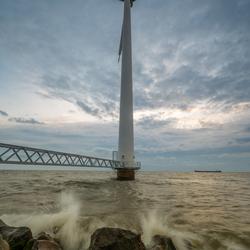 Wind en water kracht