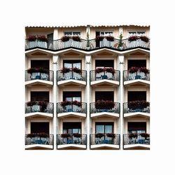 Een eigen balkonnetje