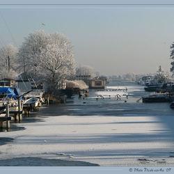 Het wintert vroeg in Nederland.