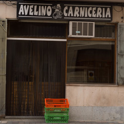 winkel dorpje Spanje