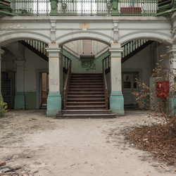 Abandoned School Somewhere in Belgium