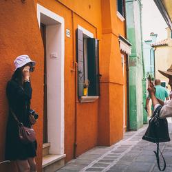 Venetie straatfotografie
