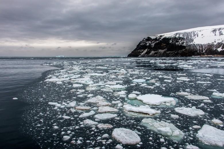 Cape Hallet - Antarctica