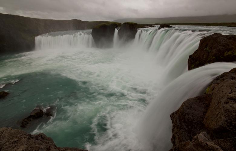 Goðafoss, Iceland  - Goðafoss