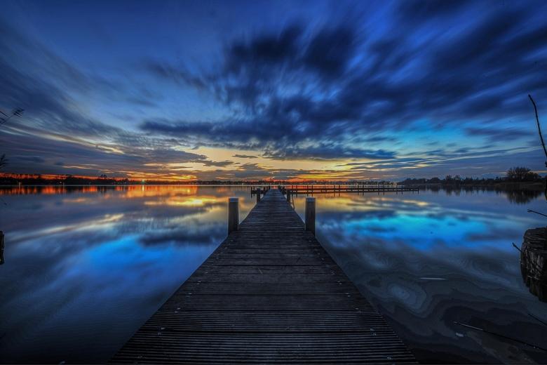 Blue hour elfhoeven -