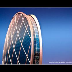 Aldar Abu Dhabi HQ Building