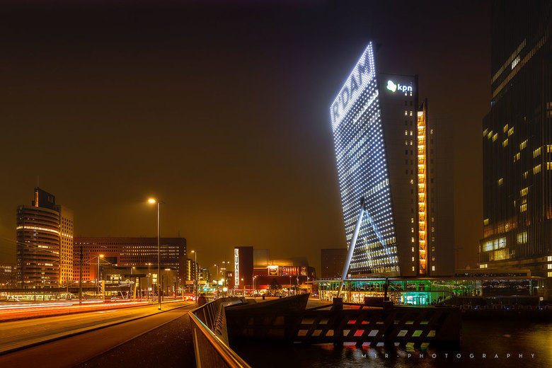Rotterdam by Evening -