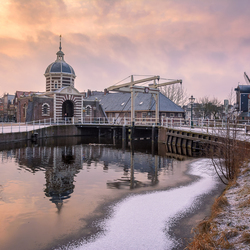Pittoresk Leiden