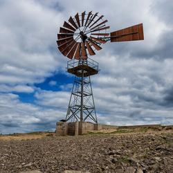 Amerikaanse Windmolen