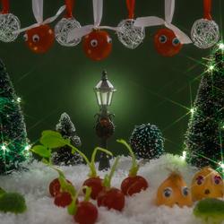 Vegetarische Kerst