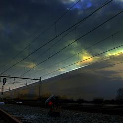 Last train to heaven