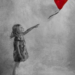 Het meisje met de rode ballon
