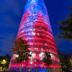 Torre Agbar, BCN