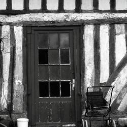 normandische achterdeur