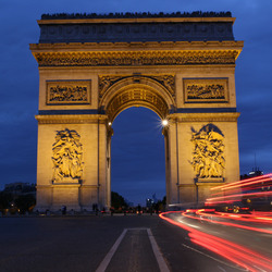 The Arc Triomphe