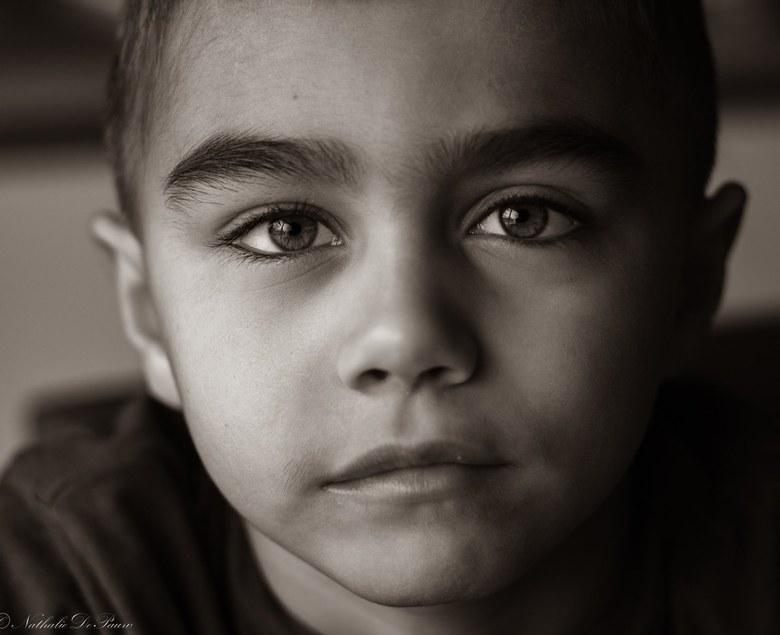 Kyran - Mijn jongste zoon