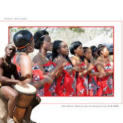 Afrika muziek & dans