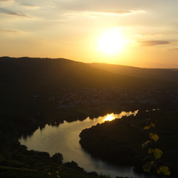 Moezel Sunset