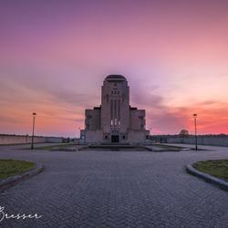 Zonsondergang in Kootwijk