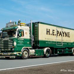 Scania R143M Centurion H.E. Payne
