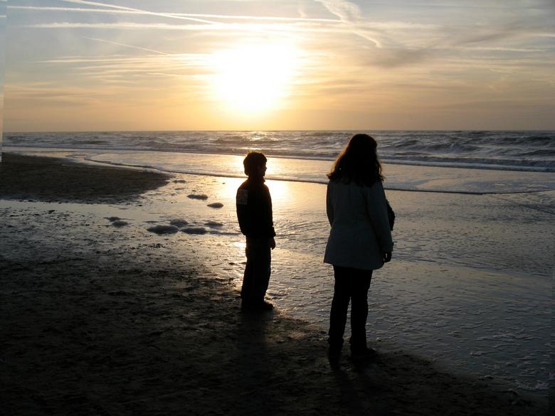 Strand Castricum - Een foto gemaakt met mijn kleine compactcamera.