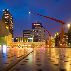Rotterdam Schouwburgplein