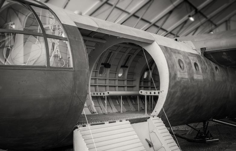 Bewerking: Market-Garden.3   Glider transport vliegtuig (1 van 1) - De grote luchtlandingsoperatie, waarbij ca. 12.000 man samen met hun materieel wer