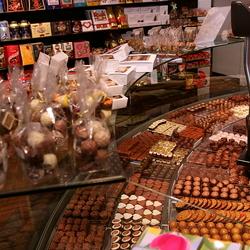 de snoepwinkel voor vrouwen