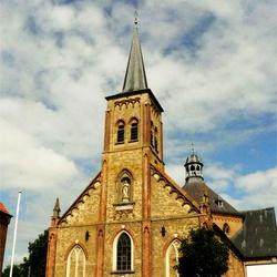 Nederland Aardenburg Maria Hemelvaart