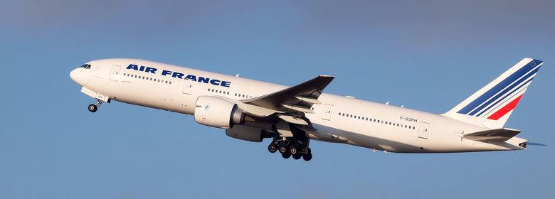 Air France B-777 -