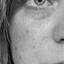 Zelfportret close-up