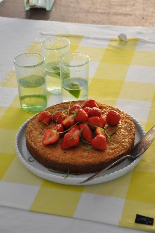 """Frisse zomertaart - Een dag meegekeken met culinair fotograaf Sven Benjamins tijdens een fotosessie voor het blad """"Smaakmakend"""". een van mij"""