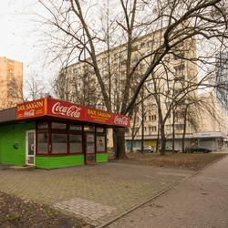 Warschau - Zlota - Poolse oostblok flatwijk