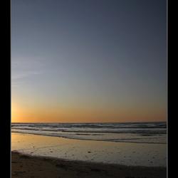 Sunset Ameland 1