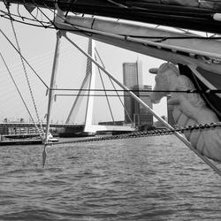 Oude schepen Rotterdam