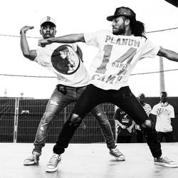 HipHopDancePortrait Kenzo And Shay By #MrOfColorsPhotography