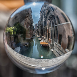 Venise boats