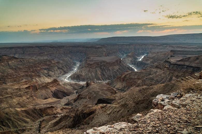 Fish River Canyon -