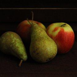 Etude met appels