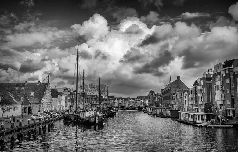 Zicht op Leiden - Zicht op Leiden