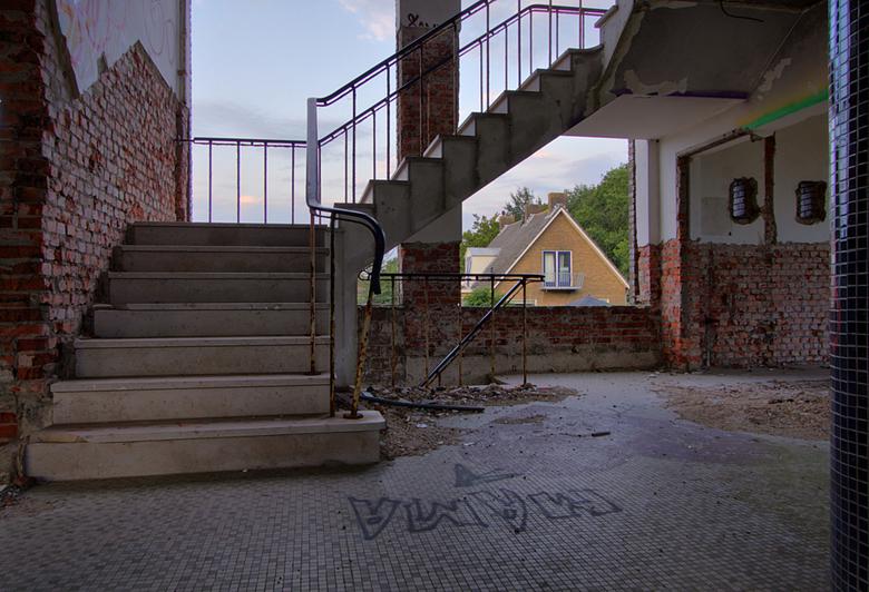 """Zuivelfabriek 2/2 - Dit is de laatste foto uit deze serie.<br /> De hele serie kun je bekijken via deze link: <a href=""""http://www.mijnalbum.nl/Album="""