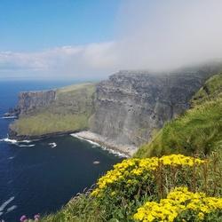 Ierland, cliffs of Moher
