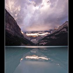 Lake Louise 6:47am