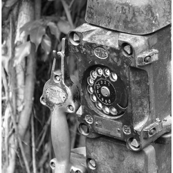 Telefonie begin twintigste eeuw ...