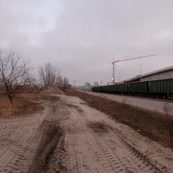 Constructionsite of Berlin Railway station