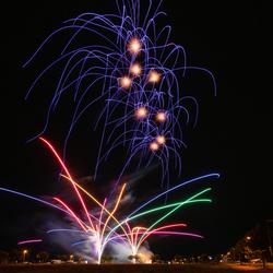 Collerfull Fireworks