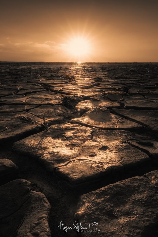 Dryness...  -