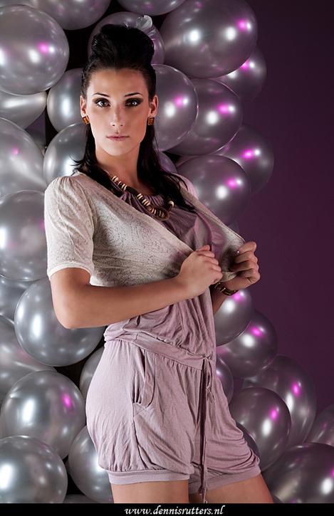 Elodie - Model: Elodie<br /> Mua: Elodie<br /> Hairstyling: Silvano<br /> Fotografie: Dennis www.dennisrutters.nl<br /> <br />